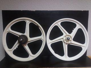 Pareja de ruedas Bmx Bh Formula