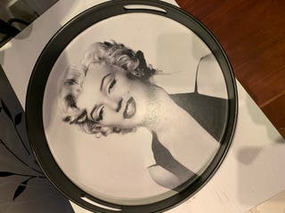 Bandeja Marilyn Monroe