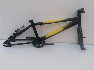 Cuadro Monty BMX