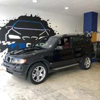 BMW X5 3.0d 184cv Auto MUY BUEN ESTADO