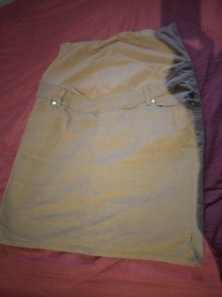 falda premamá