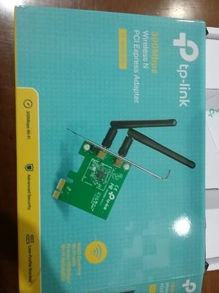 PCI WIFI TP LINK 300 MBPS