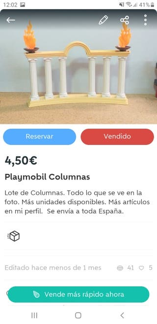 Lote playmobil José miguel