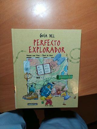 Libro Guía del perfecto explorador