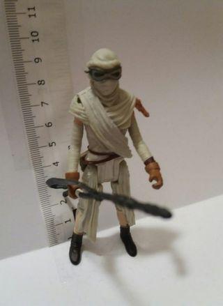 Rey Jakku Star Wars