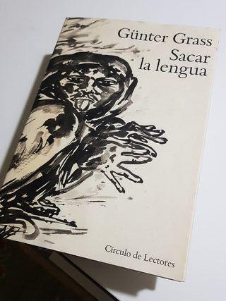 Günter Grass - Sacar la lengua