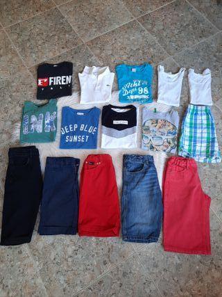 Lote ropa niño