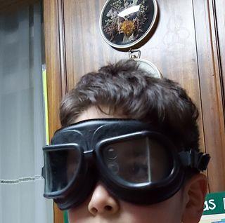 gafas piloto cristal aviador clasica antigua