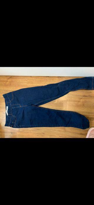 jeans/vaqueros azules talla 11/12