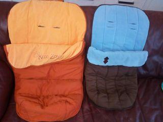 sacos invierno sillas bebes