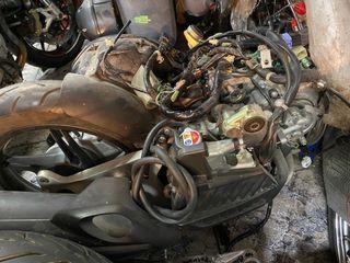 Motor Honda pcx 125