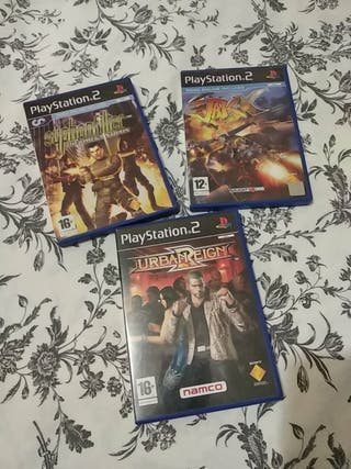 lote Playstation 2