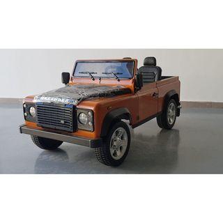 Coche Elétrico Land Rover Defenser E tron scooter