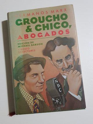Michael Barson - Groucho & Chico, abogados