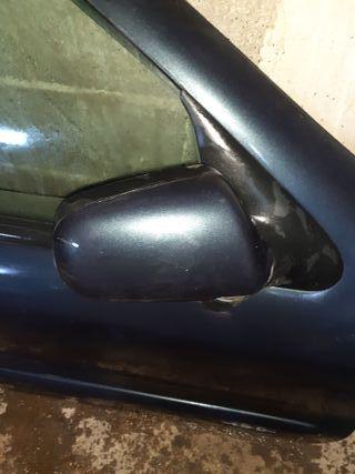 espejos retrovisores izquierdo derecho