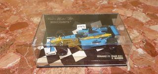 MINICHAMPS 1/43 F.ALONSO RENAULT F1 TEAM R23