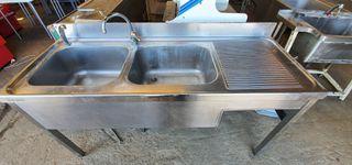 deja wasap Pica industrial de acero inox