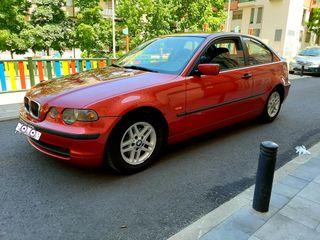 BMW Serie 316ti compac muy buen estado mejor ver!