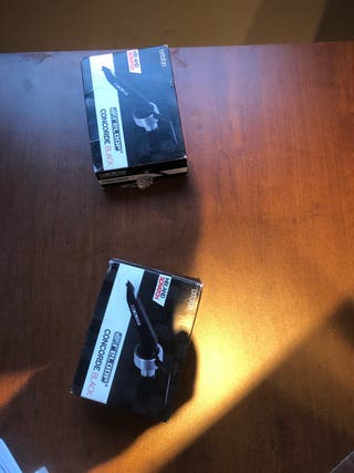 Vendo cápsulas con agujas ortofon concord black