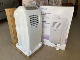 Aire acondicionado climatizador portatil