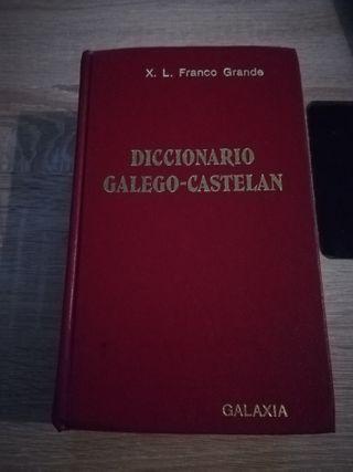 diccionario galego castelan