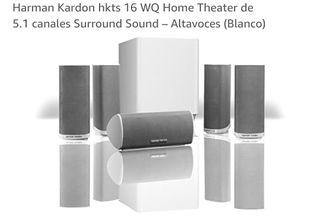 home cinema alta definición Harman Kardon AVR135