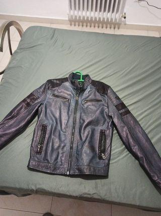 chaqueta cuero koroshi