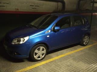 Chevrolet Aveo 2010 manual impecable oportunidad