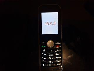 Teléfono de Orange funciona con tarjeta SIM