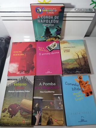Libros en Galego