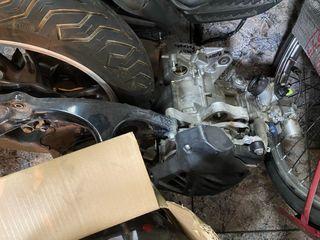 Despiece motor Nmax 2016
