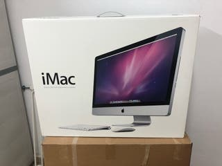 "iMac 27"" del 2009"