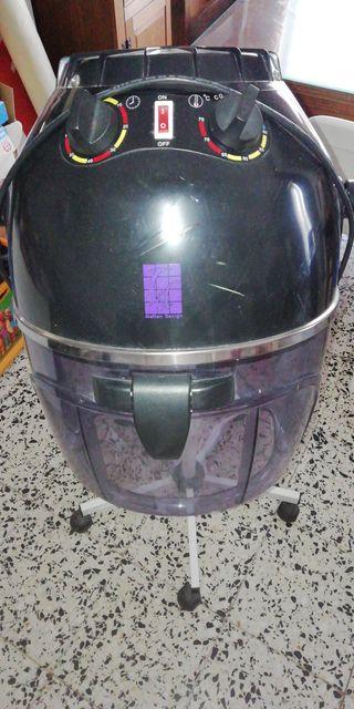 Secador de casco