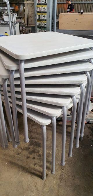 deja wasap mesas y sillas para terraza