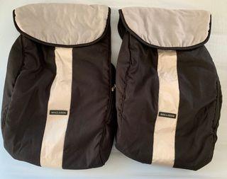 Sacos de silla de paseo gemelar marca MACLAREN