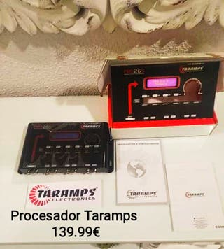 Procesador Taramps