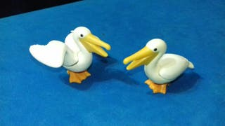 Playmobil Pelícanos