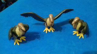 Playmobil Buitres Marrones ( 2 )