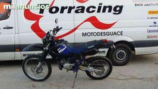 Despiece completo Yamaha DT 125RE 2006