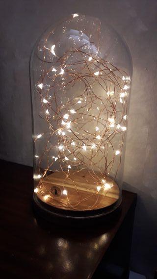 lampara led luz de hadas