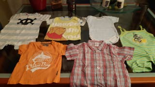Ropa 2/4 meses