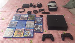 lote PS4 Pro 1tb