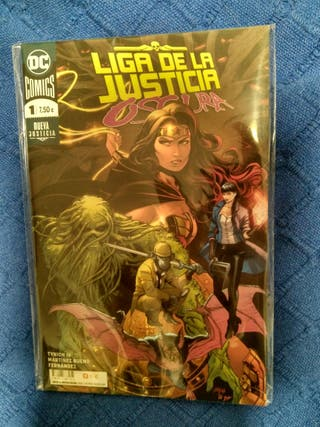 Liga de la Justicia Oscura 1