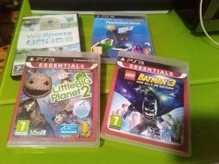 juego PS3 infantil