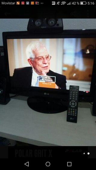 monitor lg también vale para tv con mando