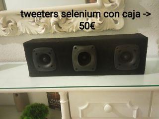 Tweeters selenium.