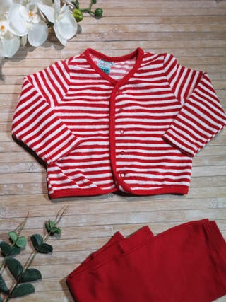 Talla 3-6 MESES marca CHARANGA chaqueta bebe