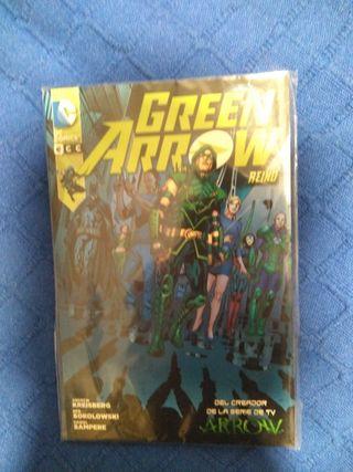 Green Arrow Reino