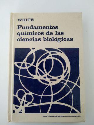 """Libro """"Fundamentos químicos ciencias biológicas"""""""