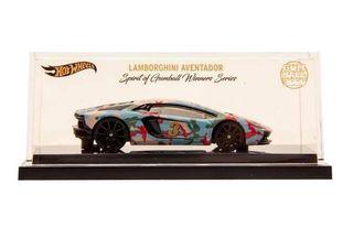 Hot wheels Lamborghini Gumball